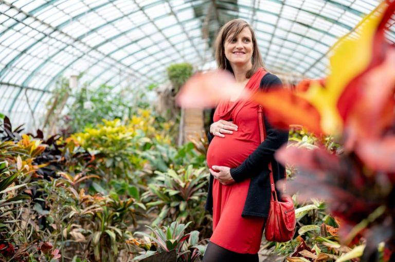 shooting femme enceinte paris 16