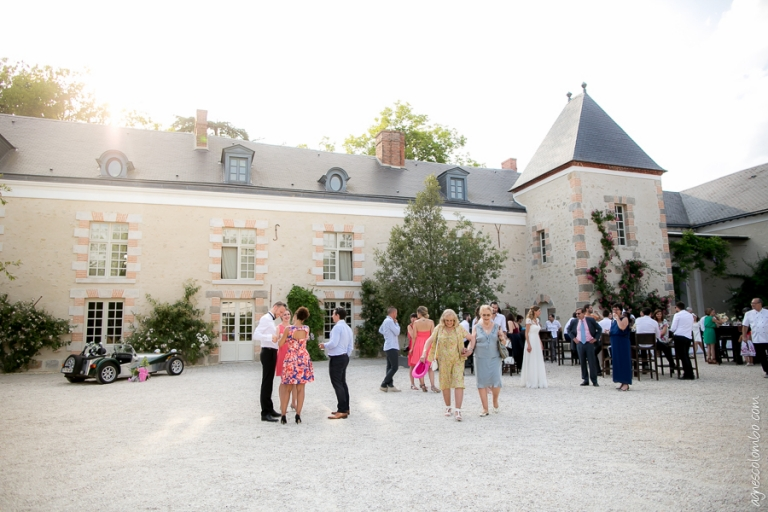 lieux domaines de mariage paris - Domaine De Quincampoix Mariage